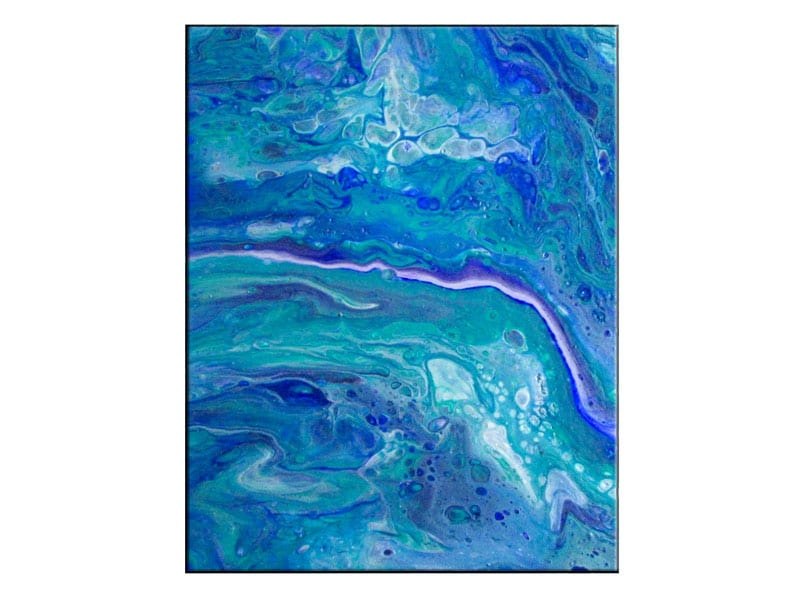 Acrylic Pour Painting Class @ Albuquerque | New Mexico | United States