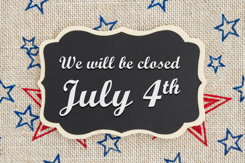 Closed 4th of July @ Albuquerque | New Mexico | United States
