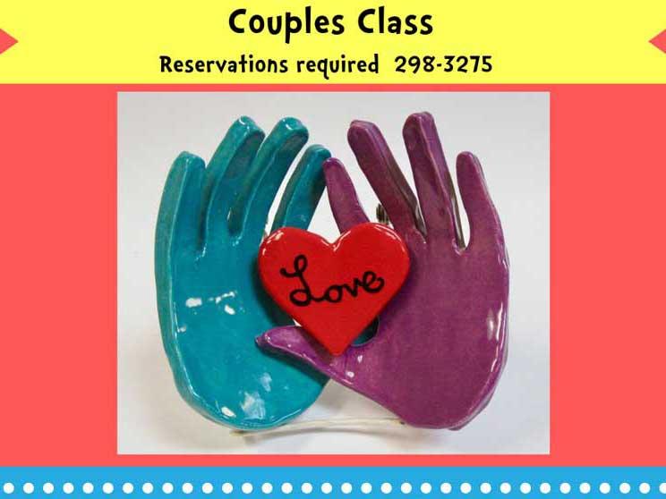 Couples Clay Bowl @ Albuquerque | New Mexico | United States