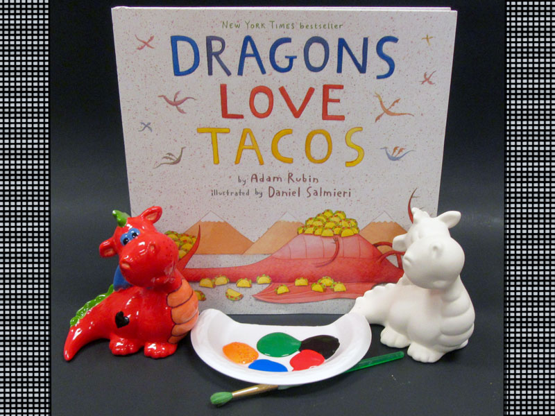 Dragons Love Tacos @ Albuquerque | New Mexico | United States