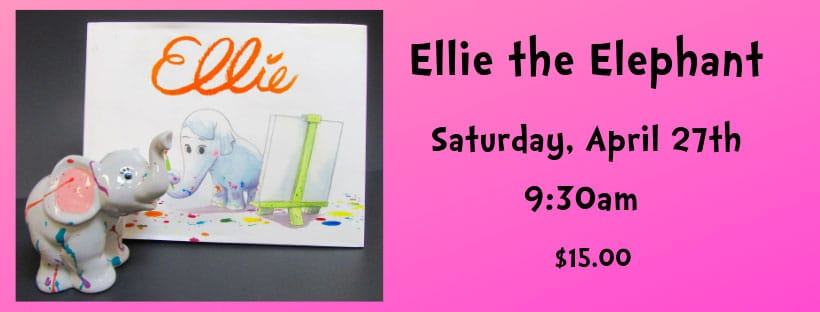Ellie the Elephant @ Art Attack | Albuquerque | New Mexico | United States