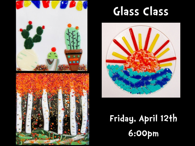 Fused Glass @ Albuquerque | New Mexico | United States
