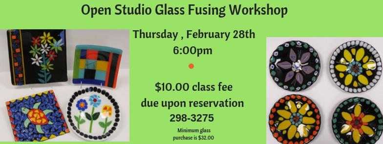 Fused Glass Workshop @ Albuquerque | New Mexico | United States