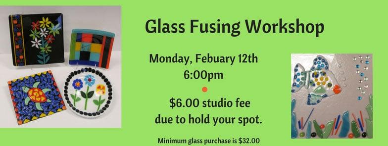 Glass Fusing Workshop @ Albuquerque | New Mexico | United States