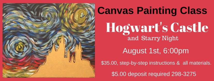 Hogwart's Castle Class @ Albuquerque | New Mexico | United States