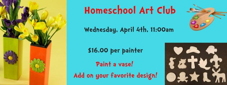 Homeschool Art Club @ Albuquerque | New Mexico | United States