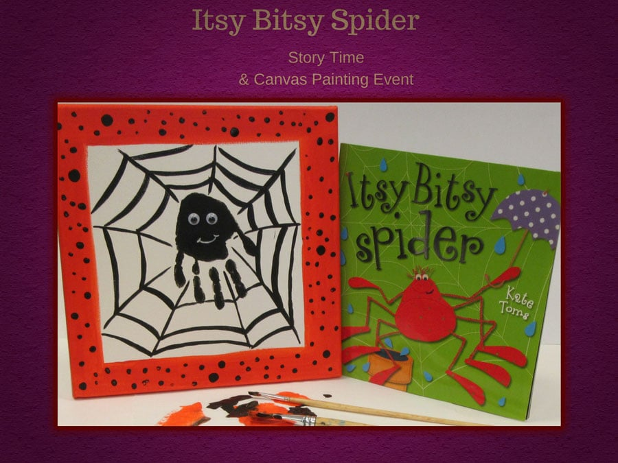 Itsy Bitsy Spider @ Albuquerque | New Mexico | United States