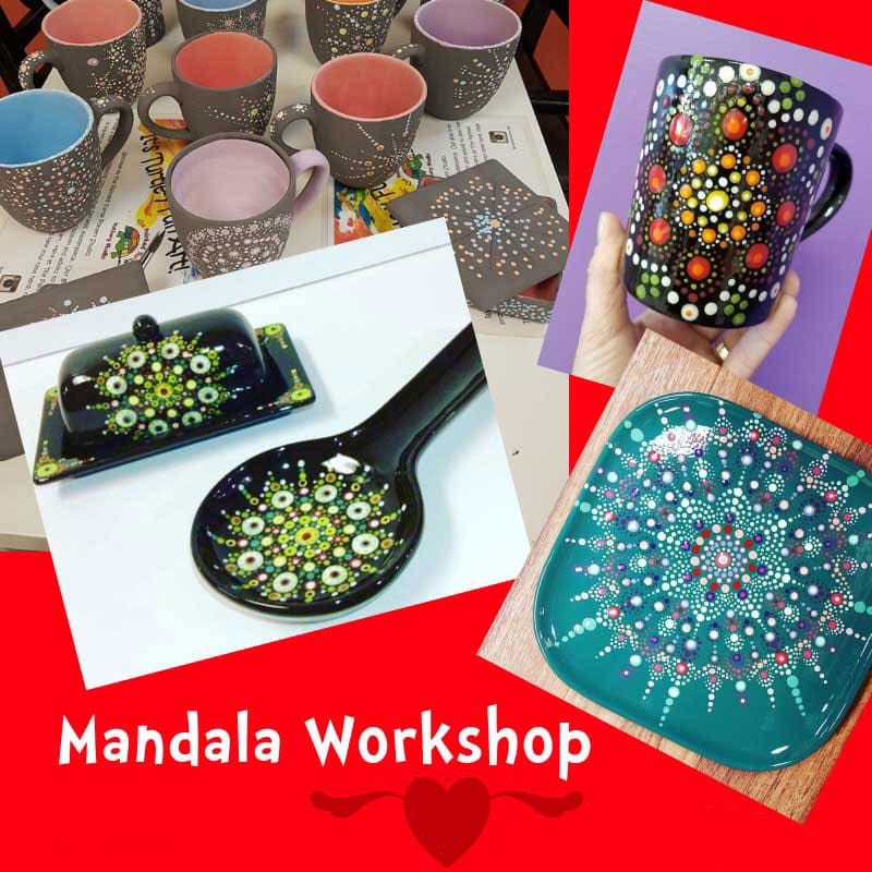 Mandala Workshop @ Art Attack | Albuquerque | New Mexico | United States