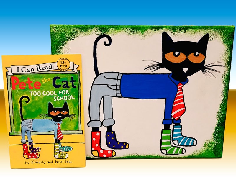 Pete The Cat Too Cool for School @ Albuquerque | New Mexico | United States