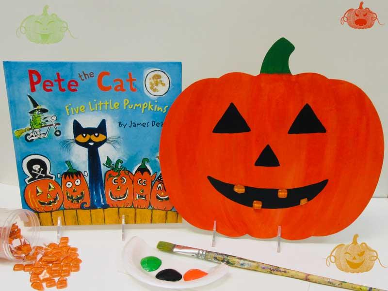 Pete the Cat - Five Little Pumpkins @ Albuquerque   New Mexico   United States