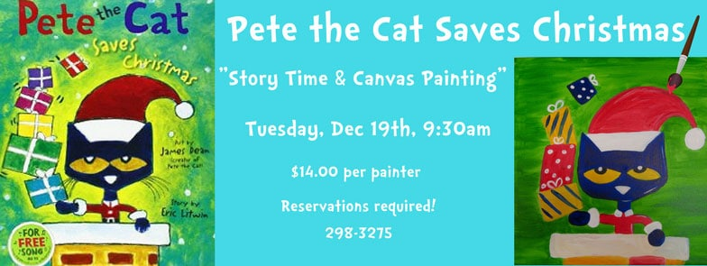 Pete the Cat Saves Christmas @ Albuquerque | New Mexico | United States