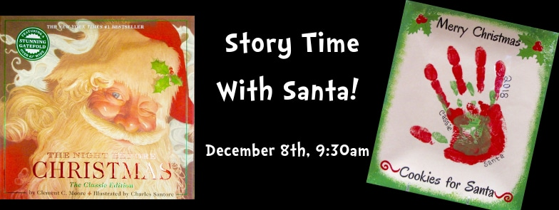 Story & Painting Time with Santa @ Albuquerque | New Mexico | United States