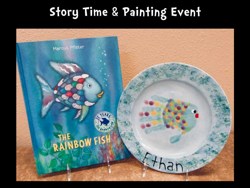 Story Time and Painting Event @ Albuquerque   New Mexico   United States