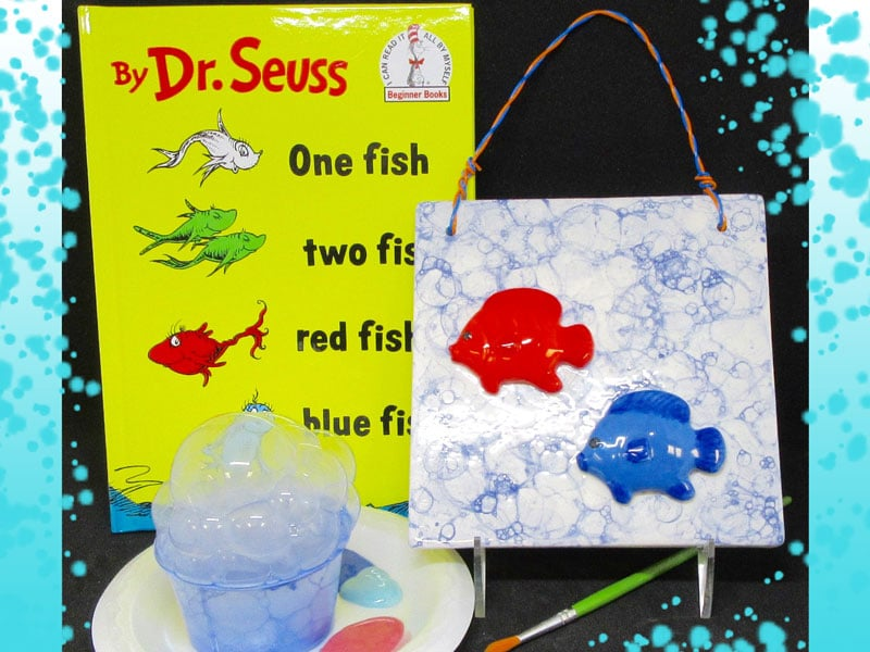 Story by Dr. Seuss @ Art Attack | Albuquerque | New Mexico | United States