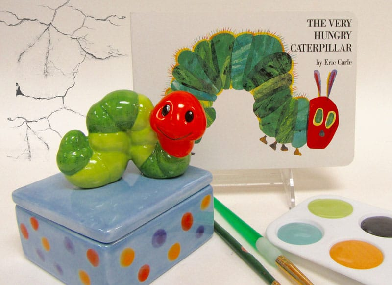 The Very Hungry Caterpillar Story Time and Painting Event @ Albuquerque | New Mexico | United States