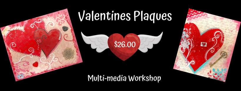 Valentines Plaques @ Albuquerque | New Mexico | United States