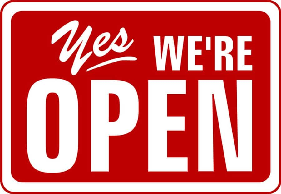 Open 10:00 AM to 2:00 PM