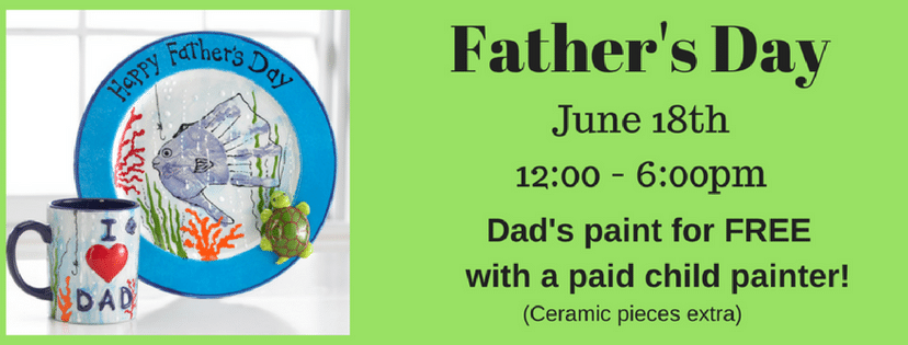 Father's Day @ Art Attack | Albuquerque | New Mexico | United States