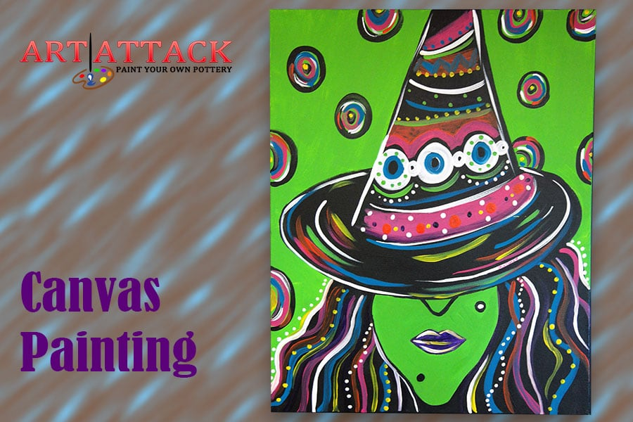 Canvas painting art attack make a memory that will last a lifetime solutioingenieria Images