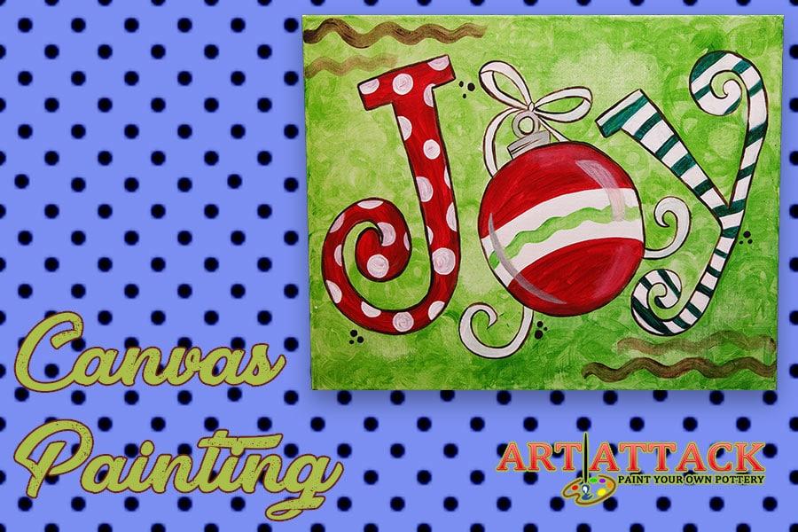 Canvas Christmas