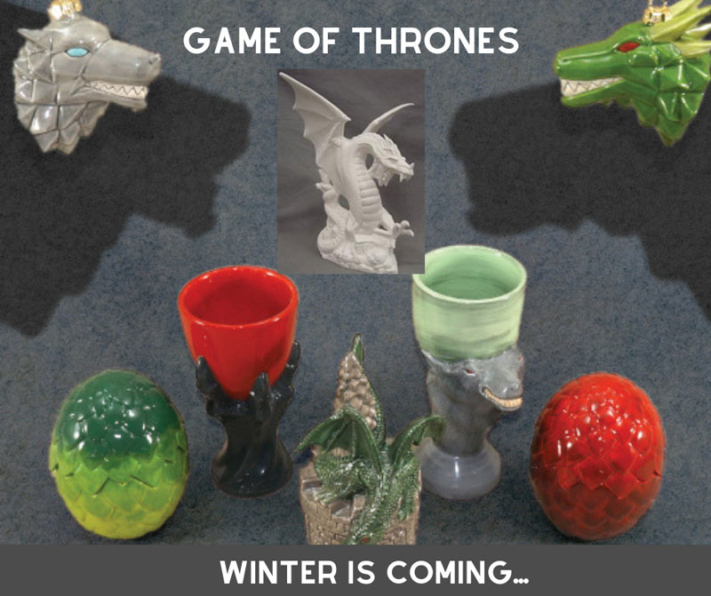 Game of Thrones @ Art Attack | Albuquerque | New Mexico | United States