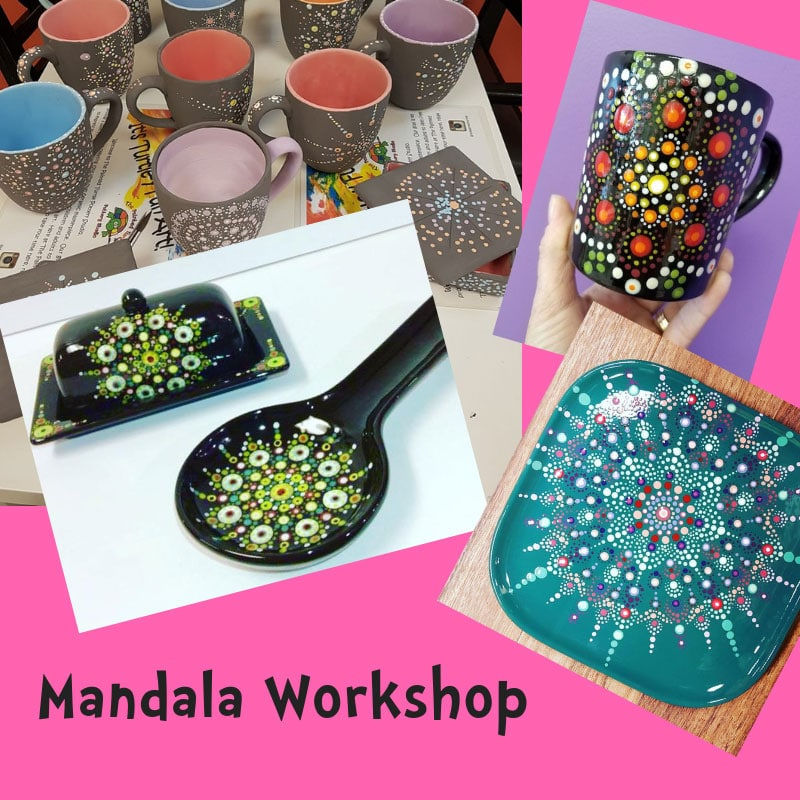 Mandala Workshop @ Art Attack | Albuquerque | New Mexico | United States