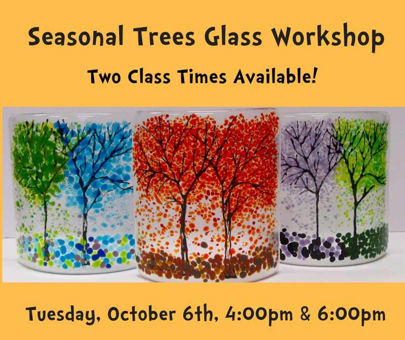 Seasonal Trees @ Albuquerque   New Mexico   United States